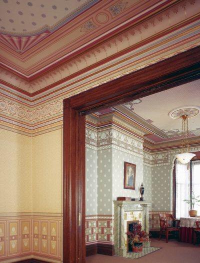 Victorian Wallpaper   The Victorian Classicism Collection   Bradbury & Bradbury