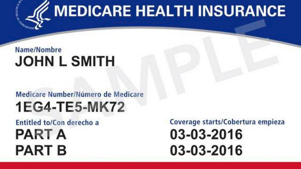 Scammers trying to steal your ID through new Medicare cards Miami