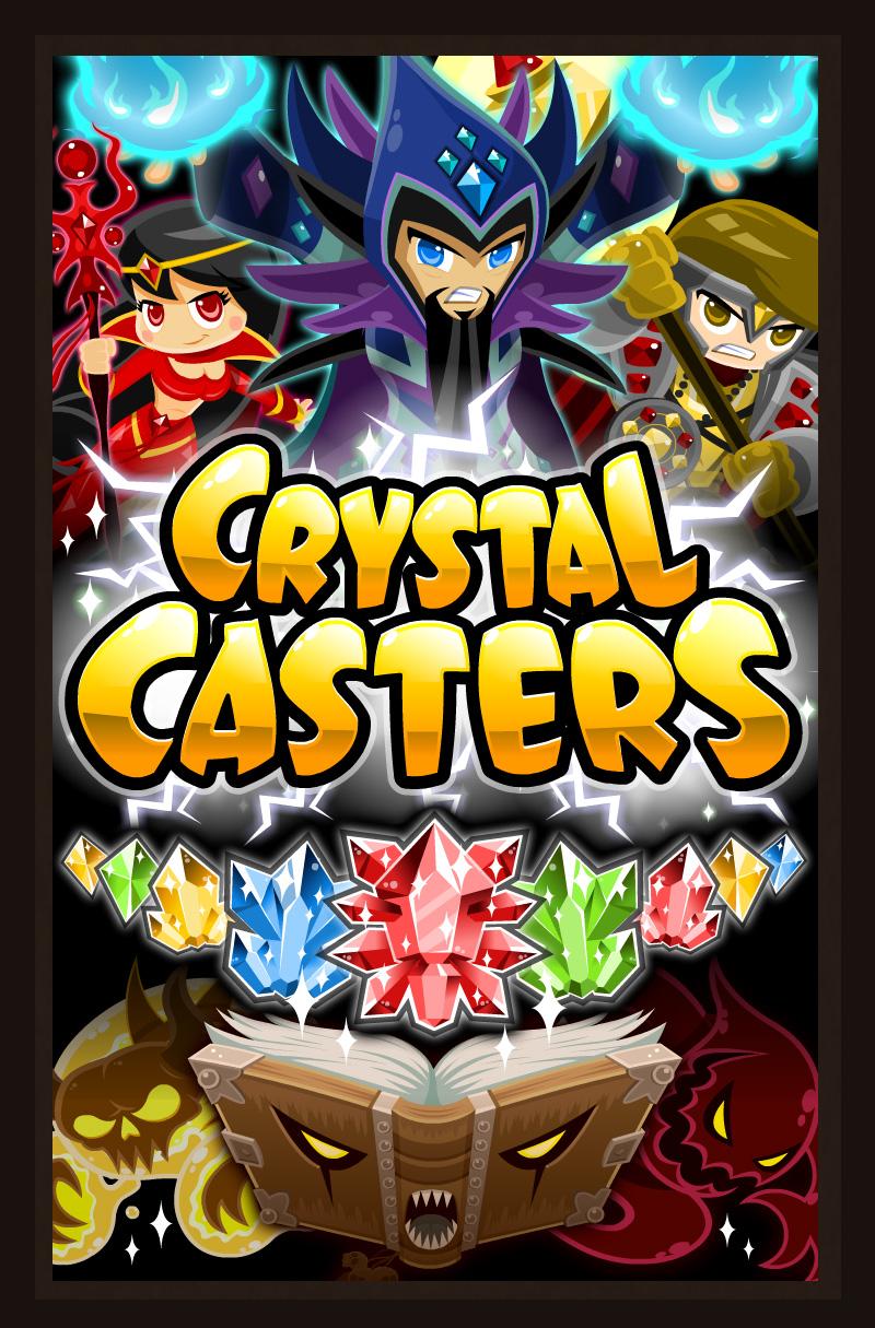 Crystal-Casters-Mobile-Game-Logo-Splash-Screen-01