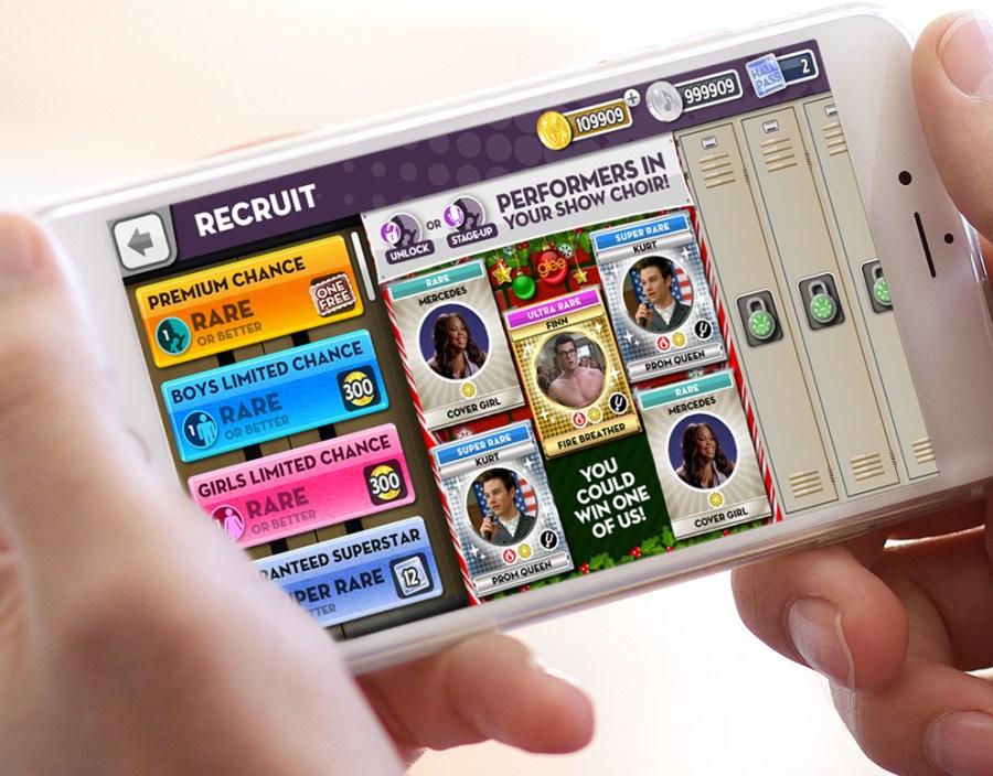 Glee-Forever-Game-App-Icon-Design-04