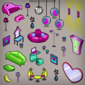 Planet-Cazmo-Virtual-World-Game-House-Asset-Icon-Design_02