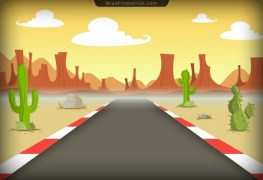 Racing-Game-Desert-Landscape-Background-Enviroment-Design-001