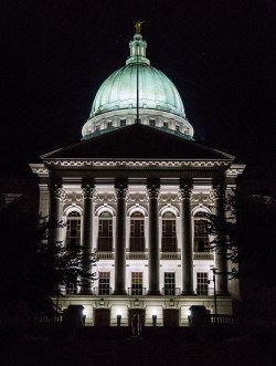 July 6th: State capitol building, Madison WI
