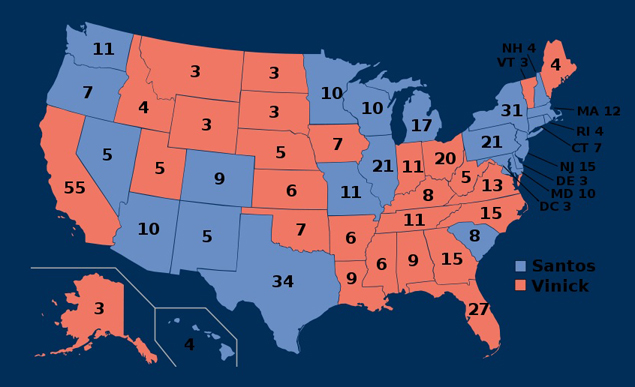Quick whats wrong with this electoral map bradwarthen santos map gumiabroncs Image collections