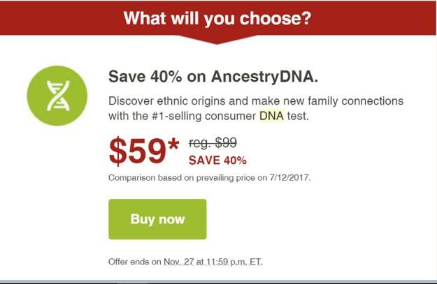 DNA deal