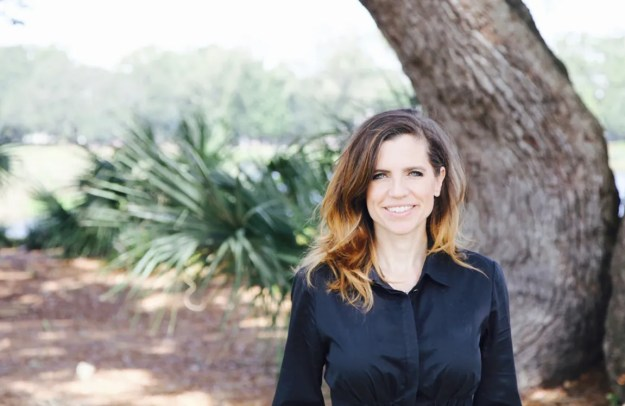 Nancy Mace, in a photo from her campaign website.