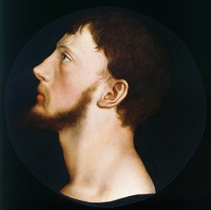 Hans Holbein painted Thomas Wyatt's head, years before he lost it.