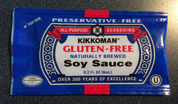 "Why not just make ALL soy sauce ""gluten-free?"""