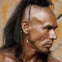 Wes Studi: One scary villain