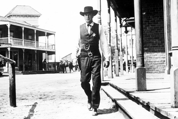 Where have you gone, Gary Cooper? A nation turns its lonely eyes to you...