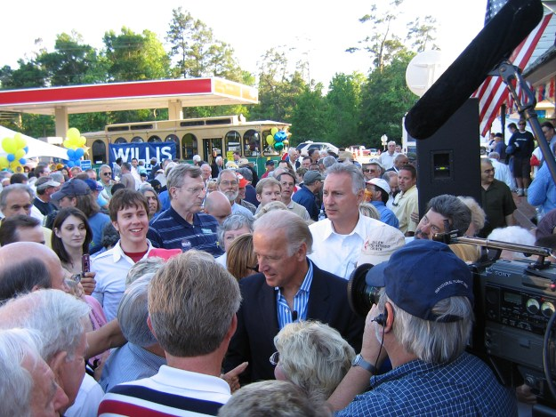 Biden stump 1