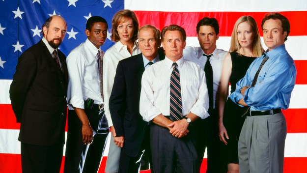 If you don't like 'The West Wing,' you don't like America.