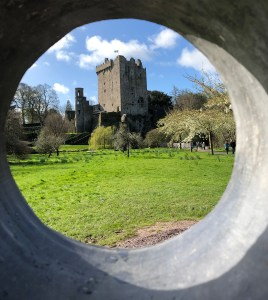 I shot this pic of Blarney Castle on March 17, 2019, before my unfortunate ascent to the top.