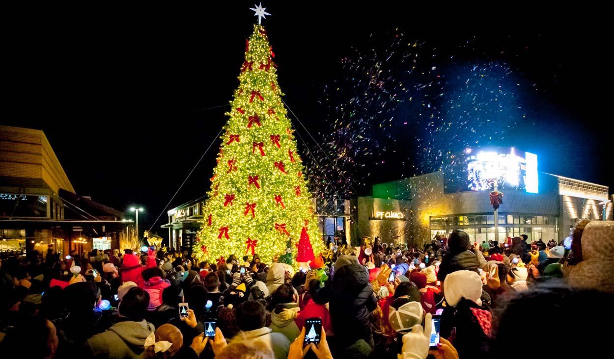 Buy giant designer commercial christmas trees
