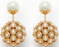 Dior Tribal Earrings | Bragmybag