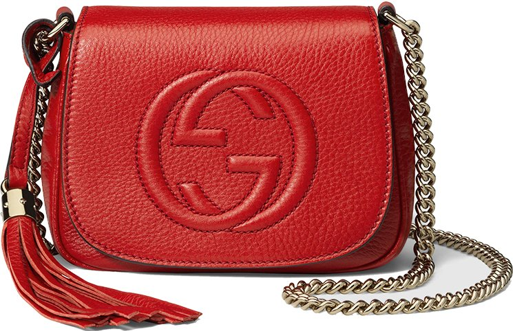Gucci-Soho-Leather-Chain-Bag-2