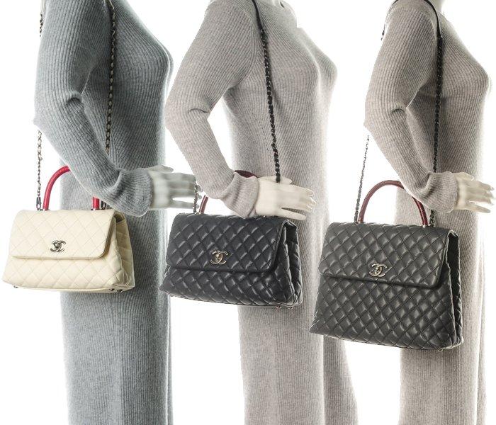 Chanel Coco Handle Bag Bragmybag