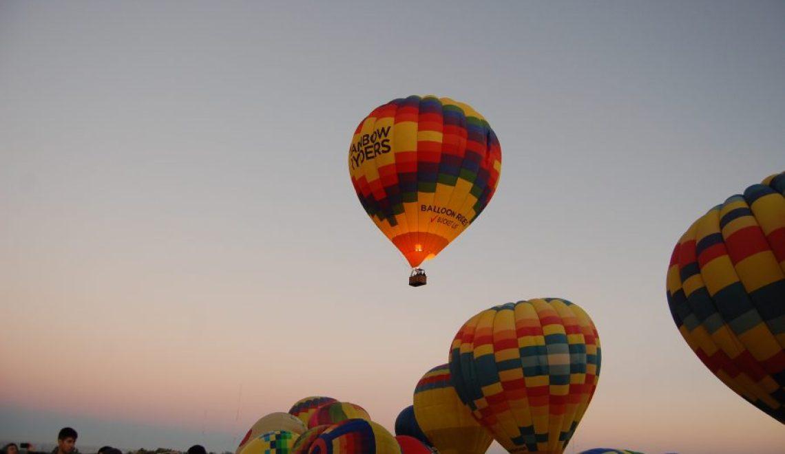 Albuquerque International Hot Air Balloon Fest