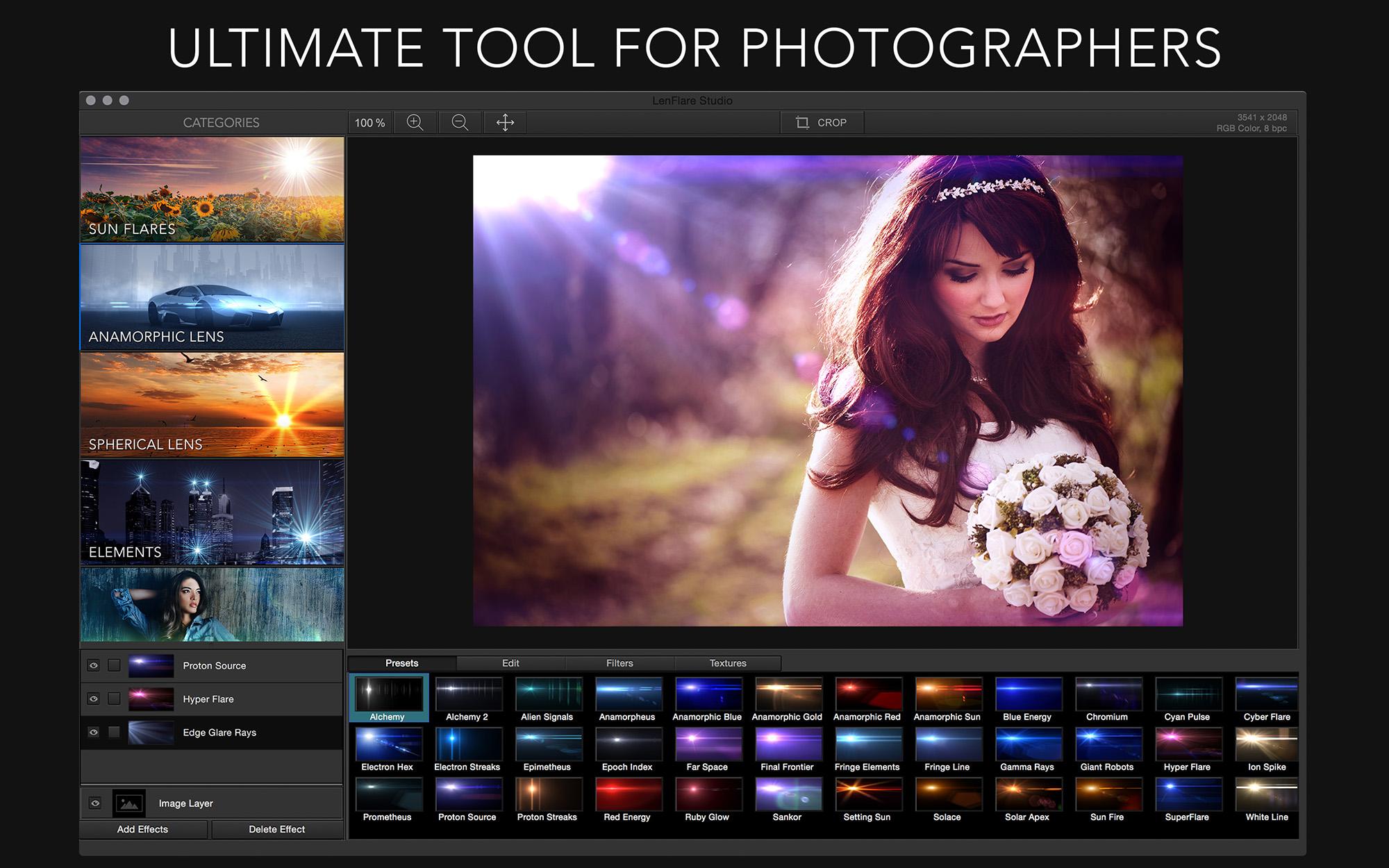 high resolution photo editor app