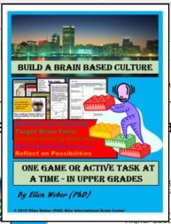 Brain based culture in games