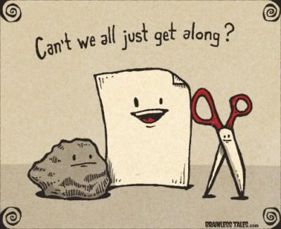 All Get Along - Brainless Tales