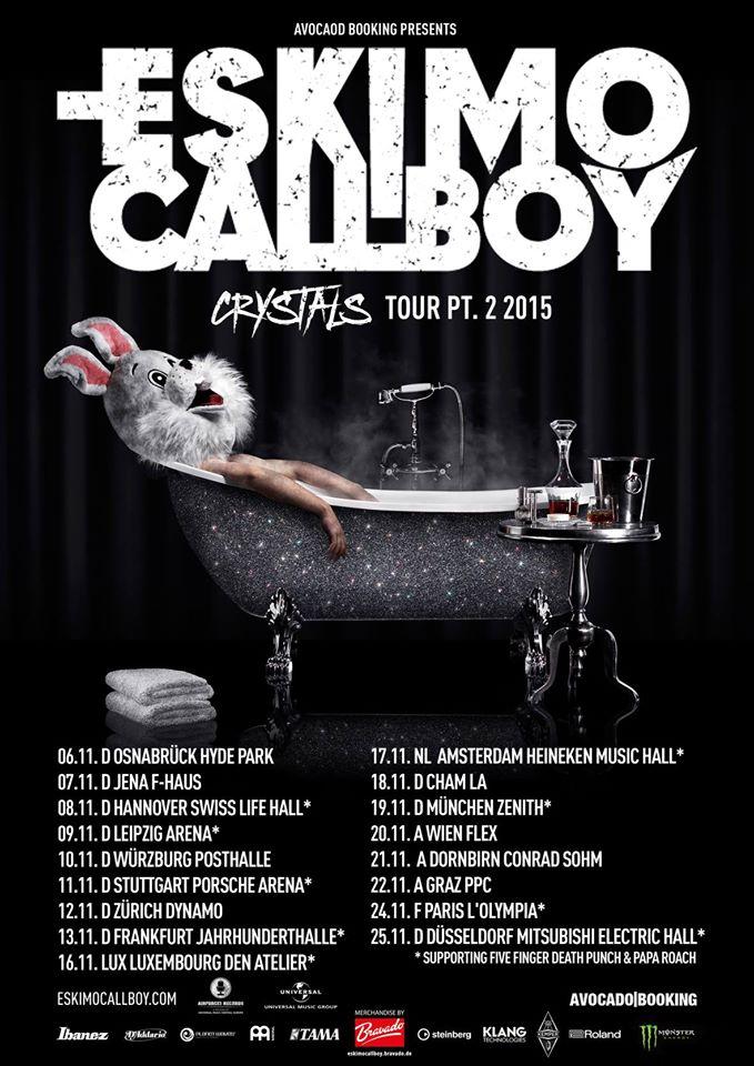 Crystals Tour 2