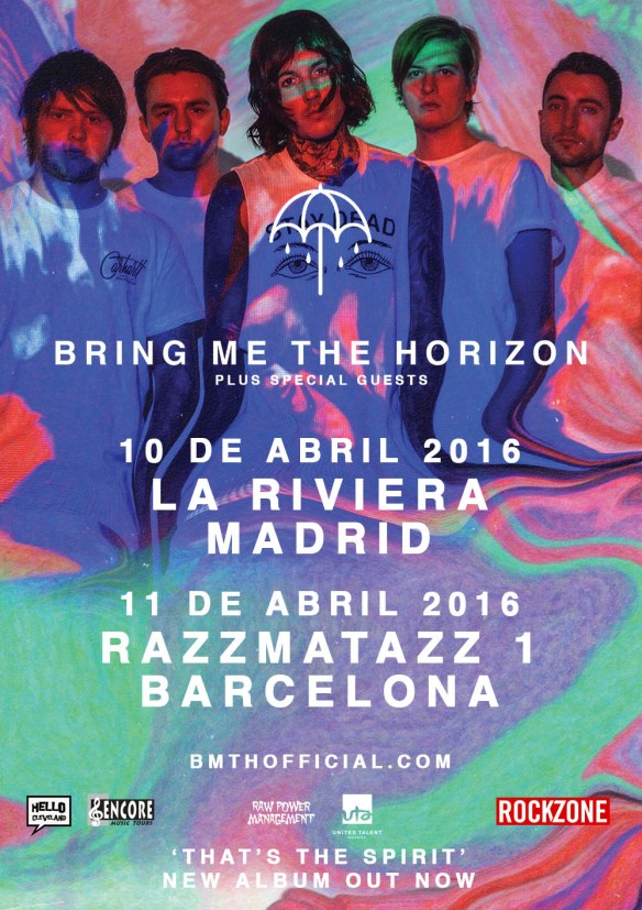 BMTH spain