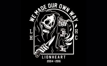 Lionheart end