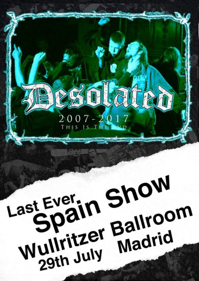 Desolated Final 3