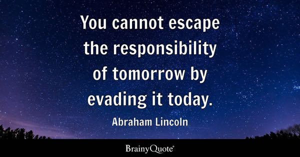 Spiritual Gangster Quotes Wallpaper Responsibility Quotes Brainyquote