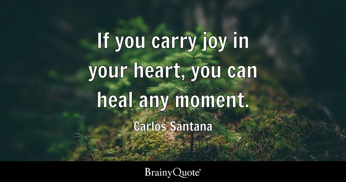 Make Your Own Live Wallpaper Iphone X If You Carry Joy In Your Heart You Can Heal Any Moment