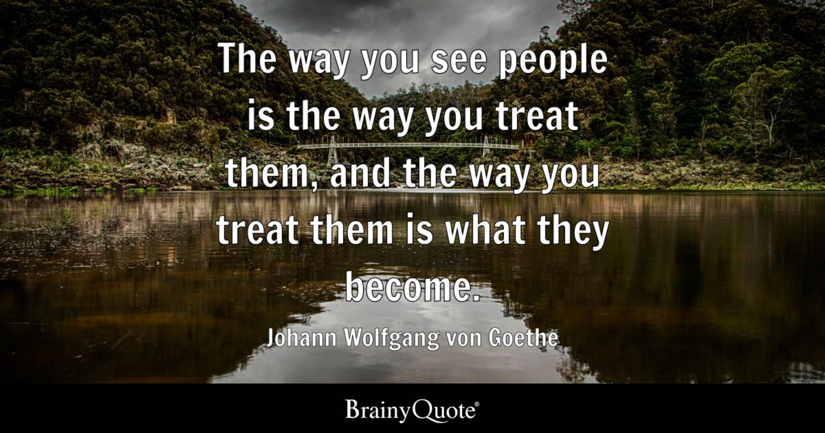 Khalil Gibran Quote Desktop Wallpaper The Way You See People Is The Way You Treat Them And The