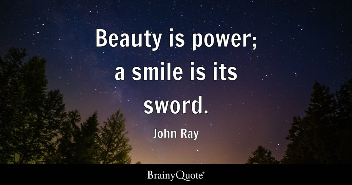 Fall Out Boy Wallpaper Iphone 5 Beauty Is Power A Smile Is Its Sword John Ray