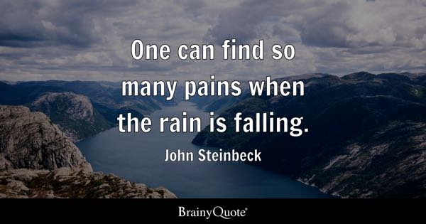 Deep Quotes About Life Wallpaper John Steinbeck Quotes Brainyquote