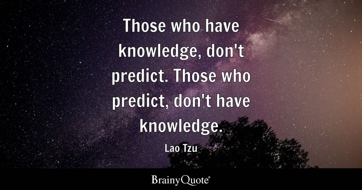 Benjamin Franklin Quotes Wallpaper Those Who Have Knowledge Don T Predict Those Who Predict