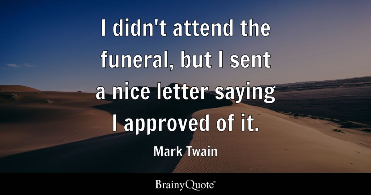 Henry David Thoreau Wallpaper Quote I Didn T Attend The Funeral But I Sent A Nice Letter