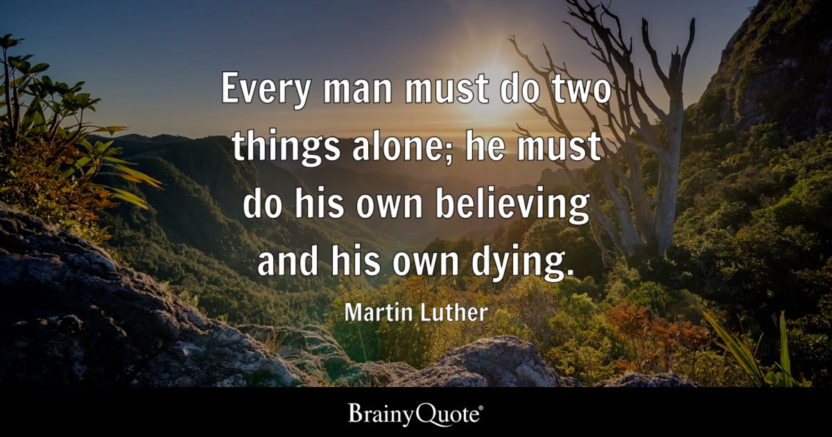 Napoleon Bonaparte Quote Wallpaper Every Man Must Do Two Things Alone He Must Do His Own