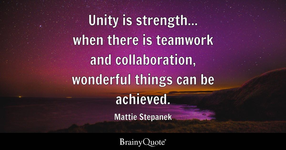 Bahai Quotes Wallpaper Mattie Stepanek Unity Is Strength When There Is