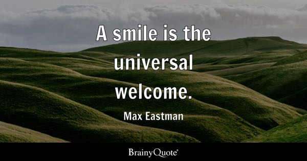 Welcome Quotes - BrainyQuote - welcoming messages for new employees