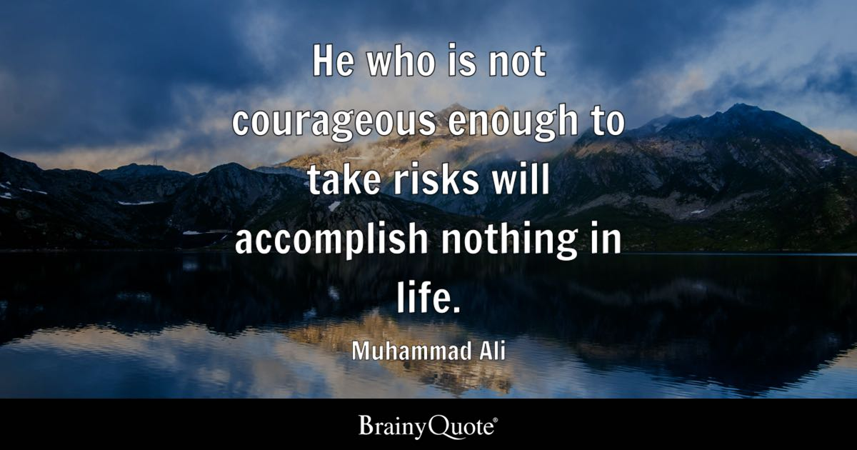 New Attitude Girl Wallpaper He Who Is Not Courageous Enough To Take Risks Will
