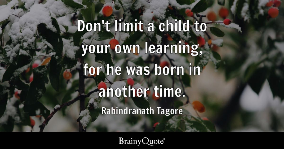 Edgar Allan Poe Quotes Wallpaper Don T Limit A Child To Your Own Learning For He Was Born
