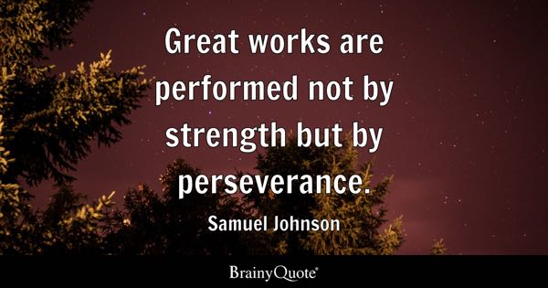 Military Excellence Quote Wallpaper Perseverance Quotes Brainyquote