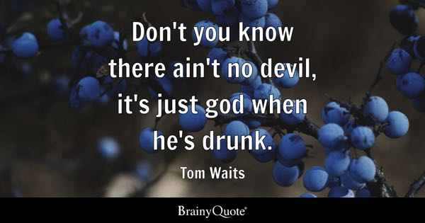Marilyn Manson Wallpaper Quotes Tom Waits Quotes Brainyquote