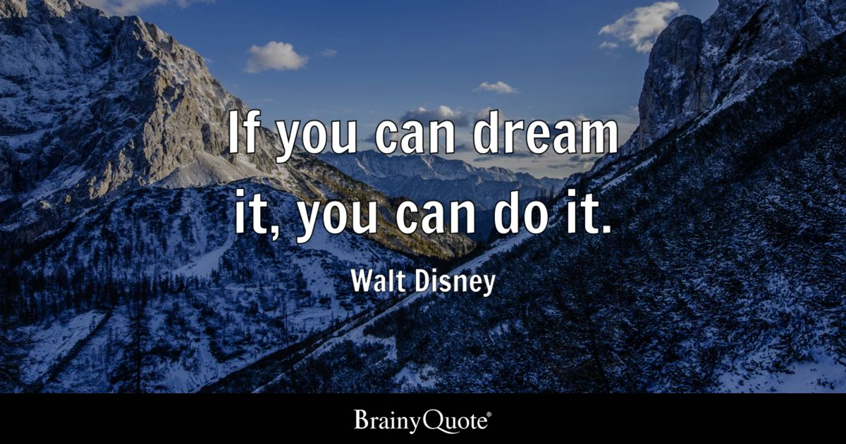 How To Make Your Own Live Wallpaper Iphone X If You Can Dream It You Can Do It Walt Disney