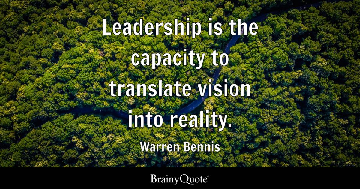 How To Make Your Own Live Wallpaper Iphone X Leadership Is The Capacity To Translate Vision Into
