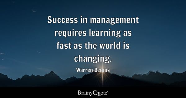 Management Quotes - BrainyQuote - effective employee management strategy