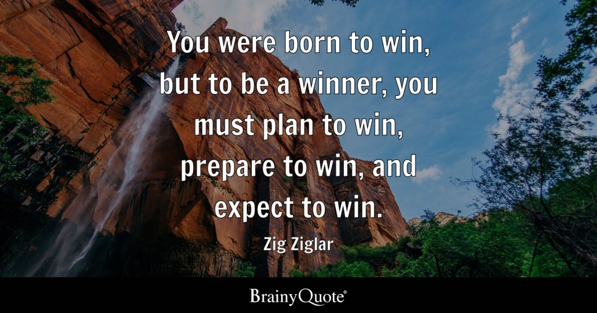 Badminton Quotes Wallpaper You Were Born To Win But To Be A Winner You Must Plan To