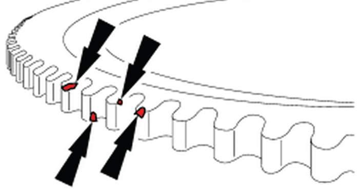 abs sensor circuit failure