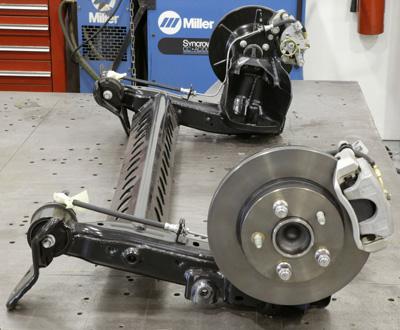 Alignment  Suspension Specs 2005-2010 Chevy Cobalt and Pontiac G5