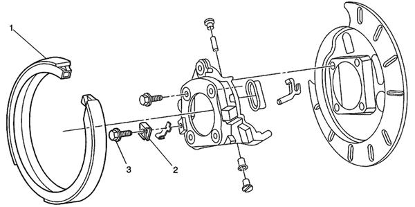 rear brake diagram 2016 car release date